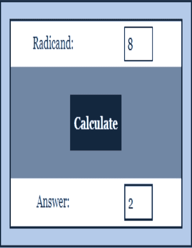 Cube Root Calculator Function Calculator